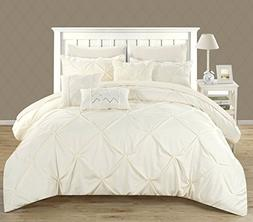 Chic Home Hannah 8 Piece Comforter Set Complete Bed In A Bag