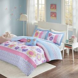 Comfort Spaces Happy Daisy Comforter Set