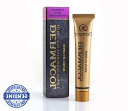 Dermacol High Cover Makeup Foundation Waterproof SPF-30 Auth