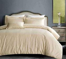 Hotel Royal Bloom Woven Jacquard Comforter Set -California D