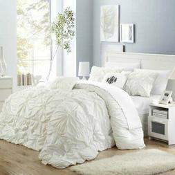 Hyatt Comforter Set by Chic Home