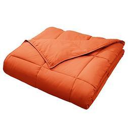 Hypoallergenic Down Alternative Classic Comforter, Twin, Dus