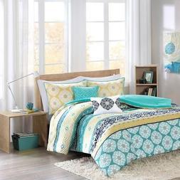 Intelligent Design ID10-752 Arissa Comforter Set Full/Queen