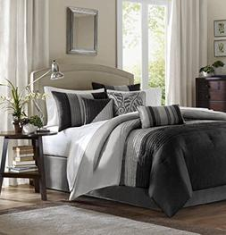 Salem 7pc Bedding Comforter Set