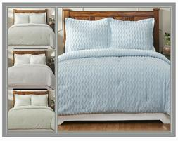 Better Trends Isabella Collection 100% Cotton Chenille Comfo