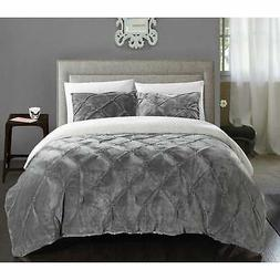 Chic Home Kaiser 7-Piece Comforter Ultra Plush Micro Mink
