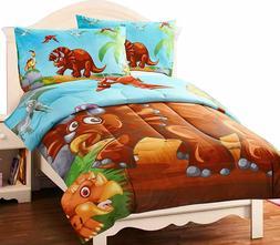 Kids Comforter Set Soft Microfiber Comforter 2 Pillowcases U