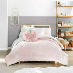 UGG®  Kids Girls Reversible 3-Piece Queen/Full Comforter Se