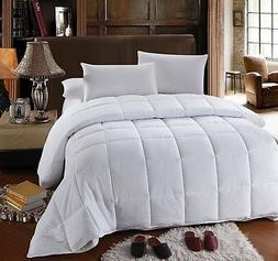 Royal Hotel's OVERSIZED QUEEN Down-Alternative Comforter - D