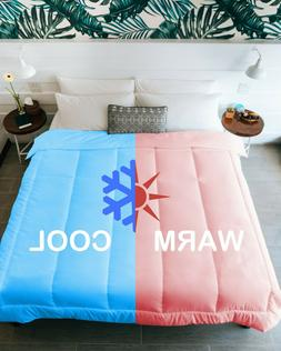 BEIGE KING KÖMFORTE Dual Zone Couples Comforter – Duvet I