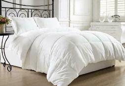KingLinen White Down Alternative Comforter Duvet Insert with