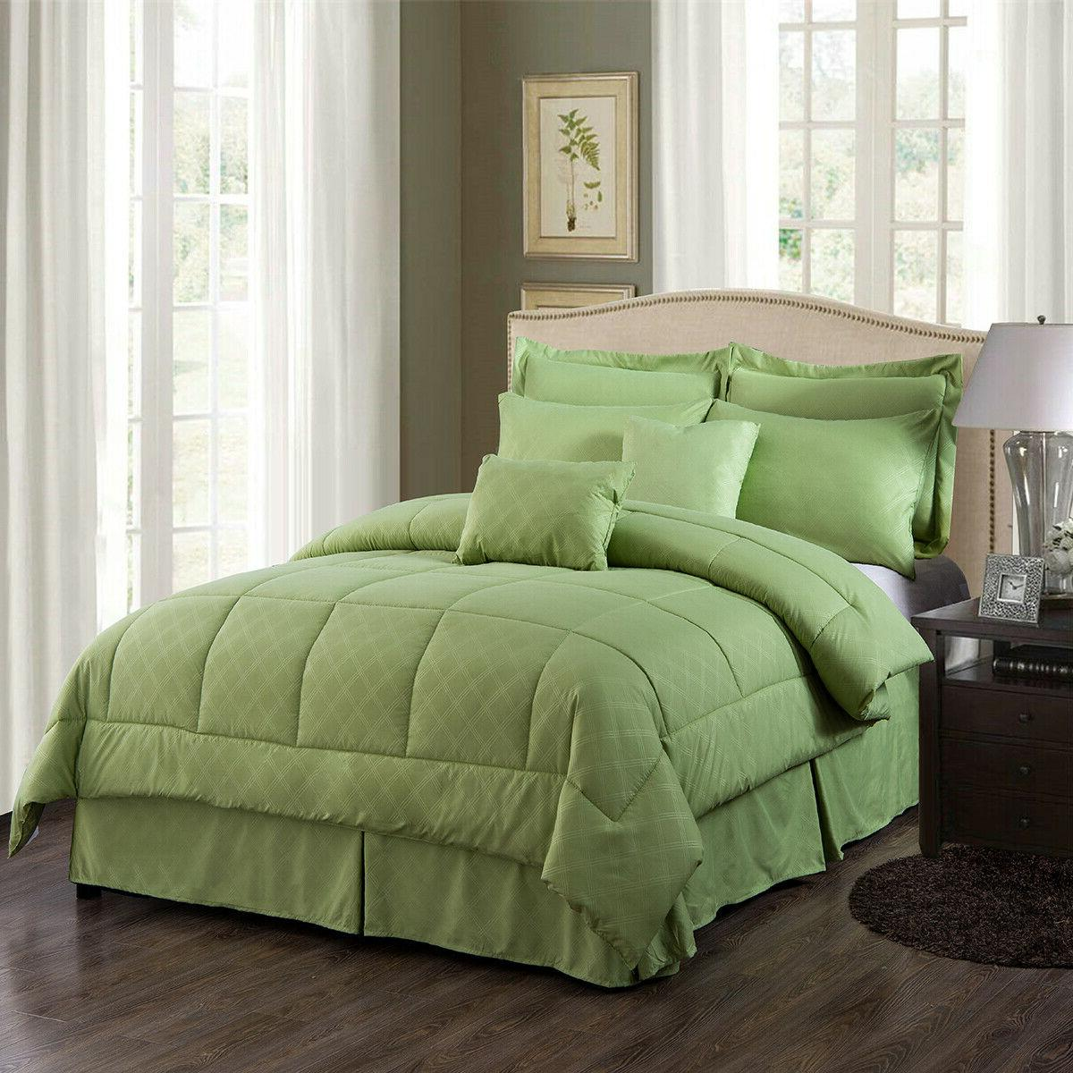 10-Piece Bedding Bed