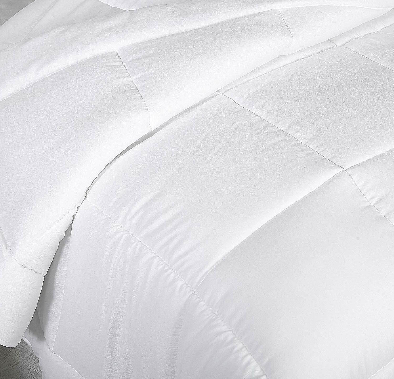 All Quilted Insert Box Style GSM Bedding