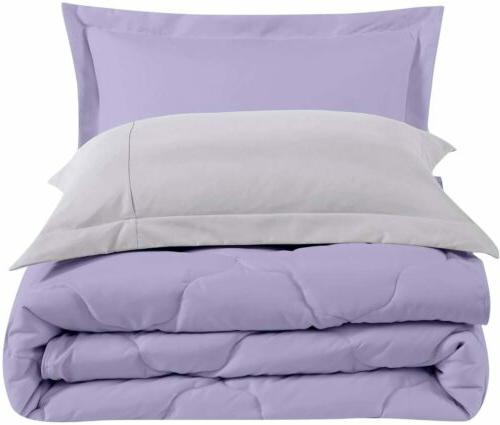 Chezmoi Collection Super Soft Down Alternative Comforter