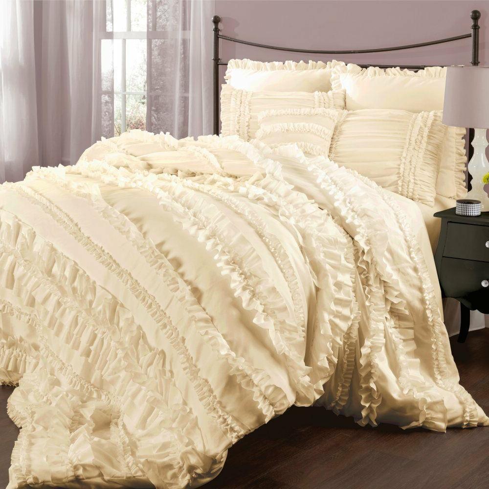 Lush Decor Belle 4 pc. Comforter Set
