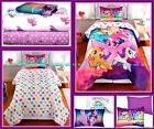 5pc MY LITTLE PONY Twin BEDDING Bed In A Bag w/ Comforter Sh