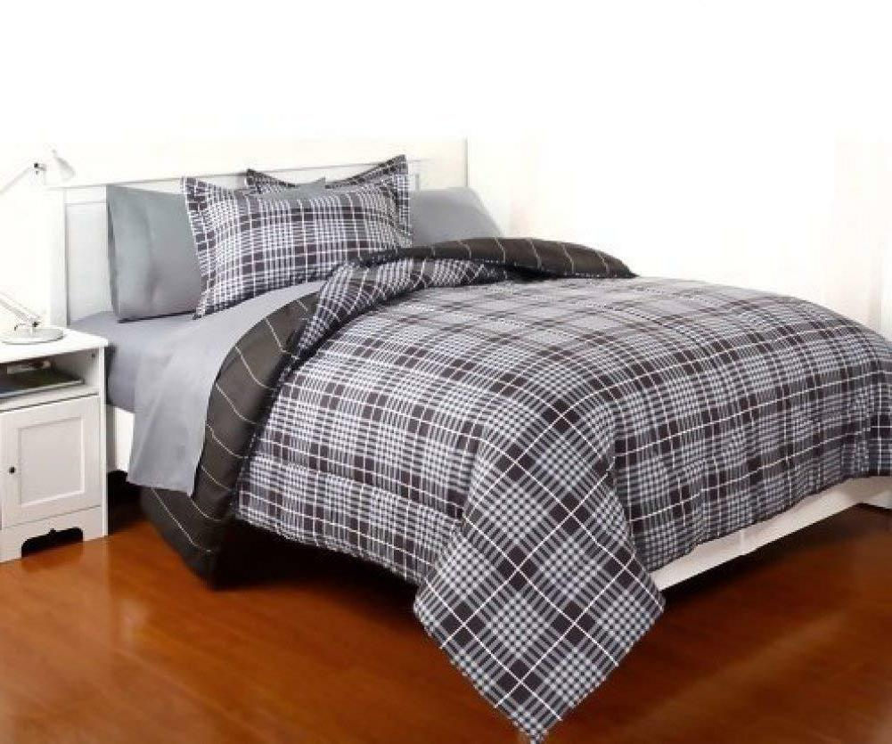 DCP 7 Comforter Set Complete a Stripe King Queen