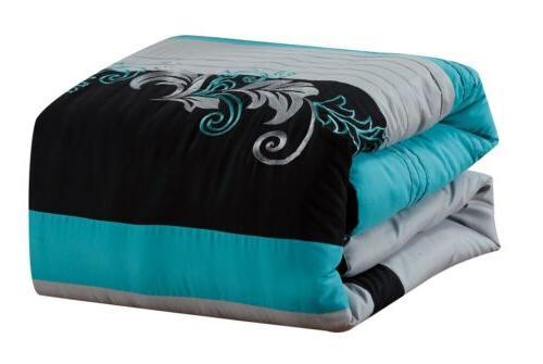 Chezmoi Collection Comforter Set