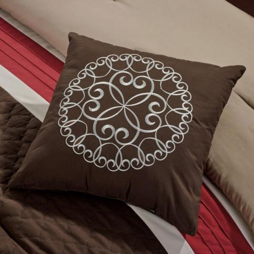 Chezmoi Quilted Comforter