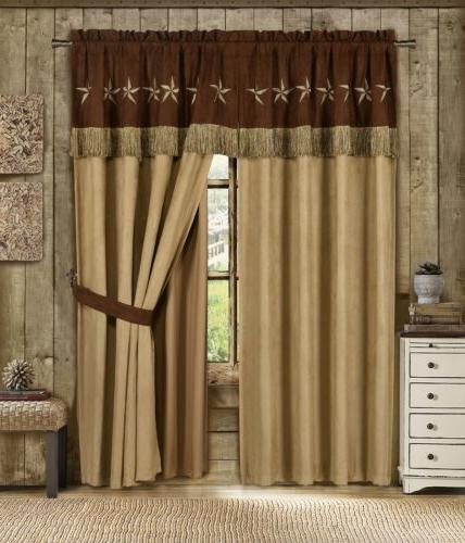 7pc Star or Curtain