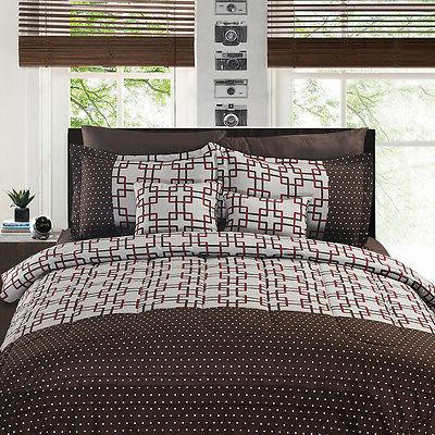 8+2 Piece Bedding Prints Full, King Size