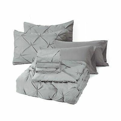 Bedsure Comforter Set Bed Bag (Comforter,2 She...