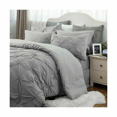 Bedsure 8 Comforter Bag She...