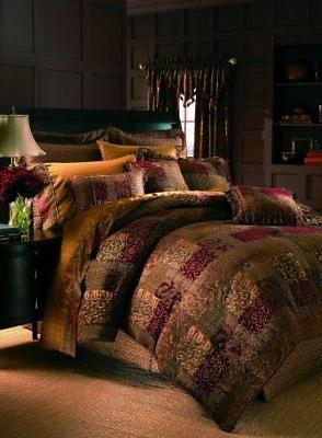Croscill Galleria King Comforter Set Bedding