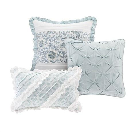 Madison Park Dawn Size Bed Comforter Set Bed A Bag Shabby Pieces Sets 100% Percale Comforters