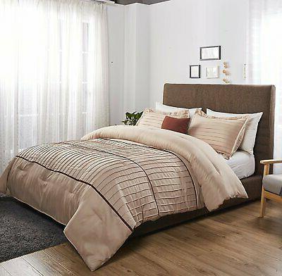Unique Season 3 Piece Down Comforter Fiberfill