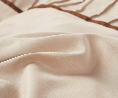 Unique All 3 Piece Alternative Down Comforter Plush