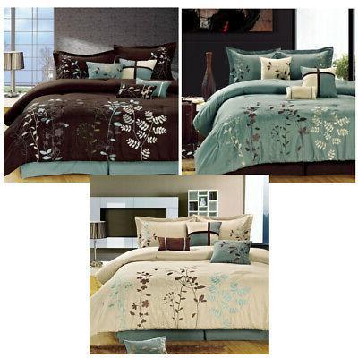 bliss garden comforter bed in a bag