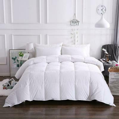 Cal-King Comforter Duvet Insert Down Filling