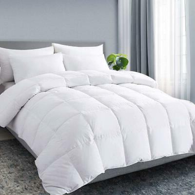 cal king lightweight down comforter duvet insert