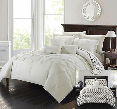 chic home 10 piece dorothy comforter set