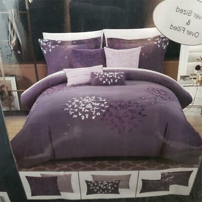 chiela oversized overfilled comforter set