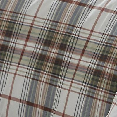 Eddie Bauer Classic 2-Piece Comforter Set, Cotton, Twin/Full/Queen/King