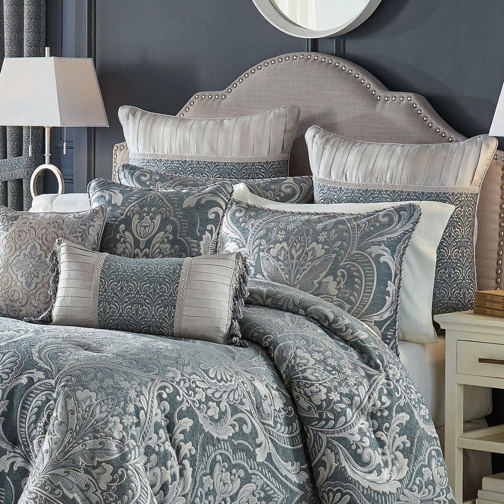 classics vincent 4 pc comforter set queen