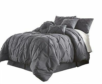 com cal sydney 7 piece pintuck bedding
