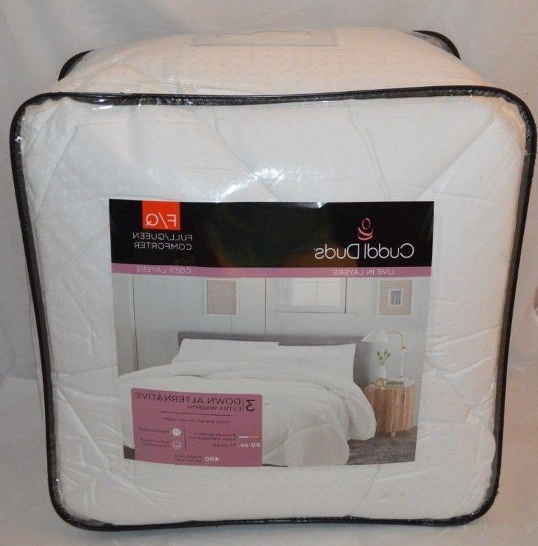 comforter level 3 400 thread count synthetic