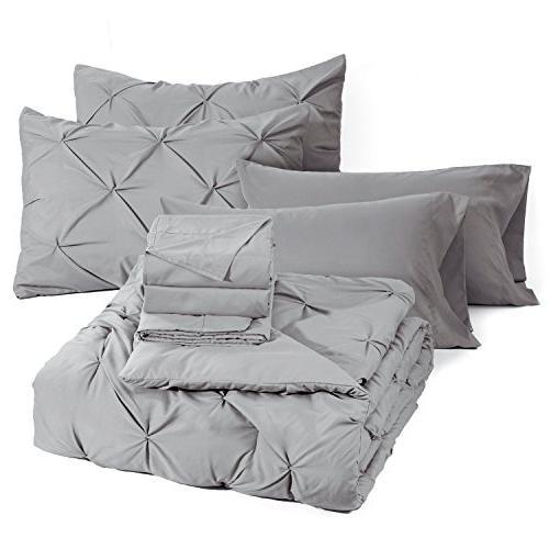 Bedsure Piece Set Bed A Bag