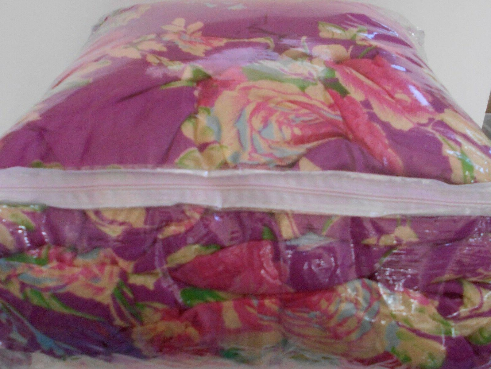 COMFORTER TWIN FLORAL