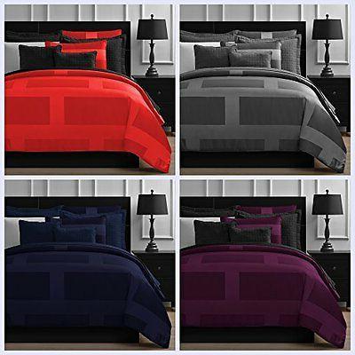 Comfy Bedding Microfiber Set, Gray