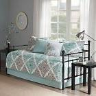 Daybed Comforter Set Bedding Twin Sets Quilted Cover 6pc Spr