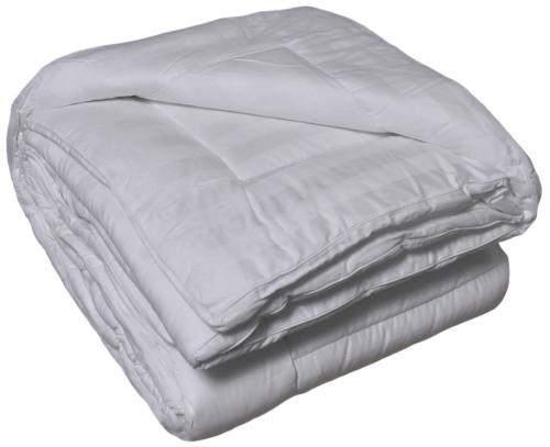 Luxlen Deluxe Comforter cotton Shell Casing with Garnetted P