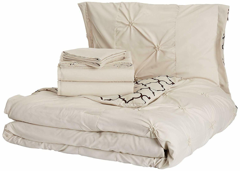 dorothy comforter set queen beige