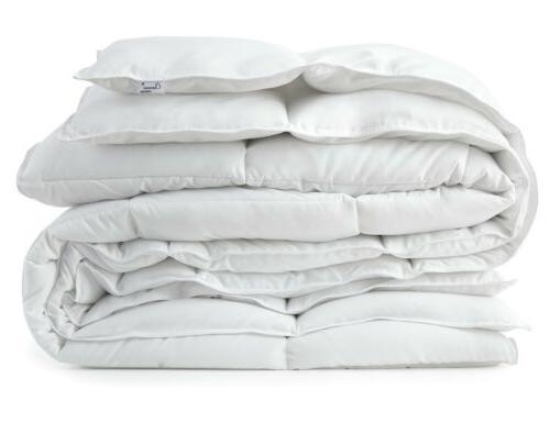 Light Warmth Down Alternative Comforter White All Season Duv
