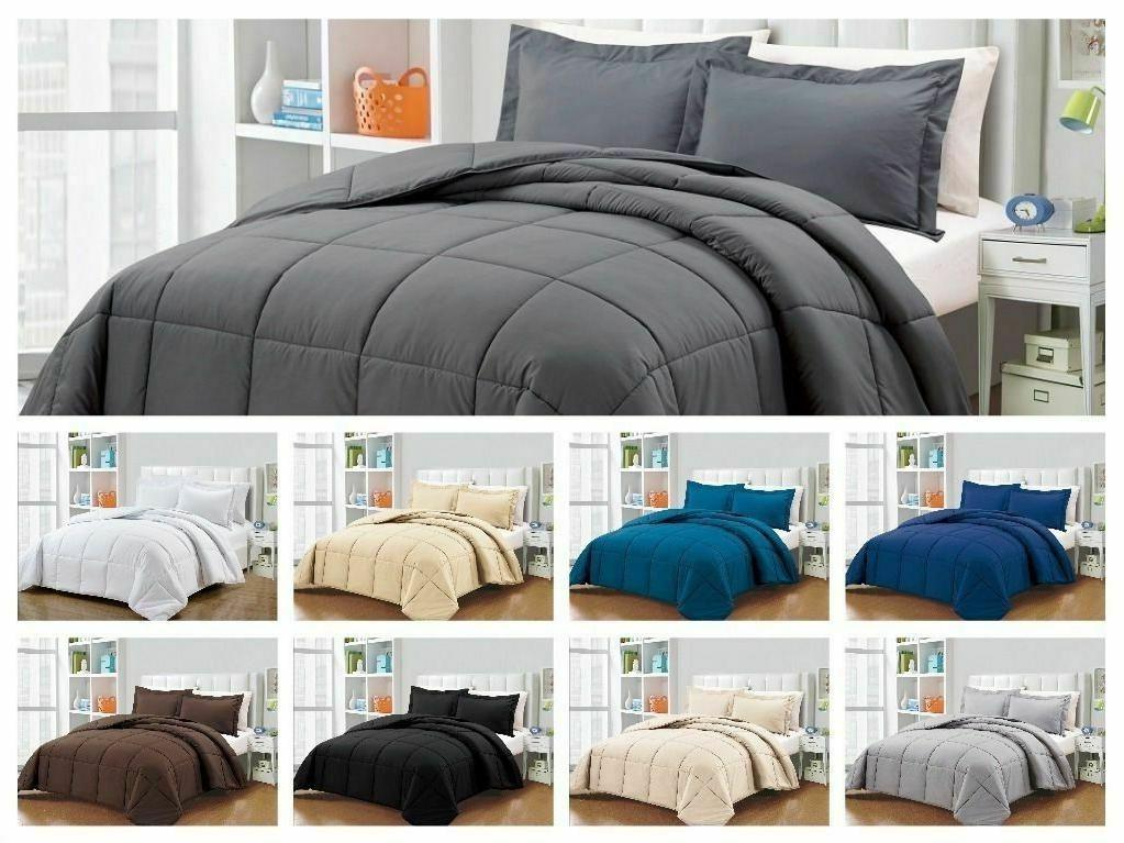 down alternative comforter 1000 tc egyptian cotton