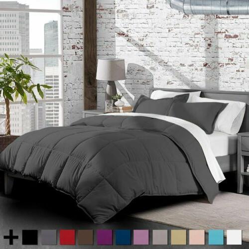 down alternative comforter set twin full queen