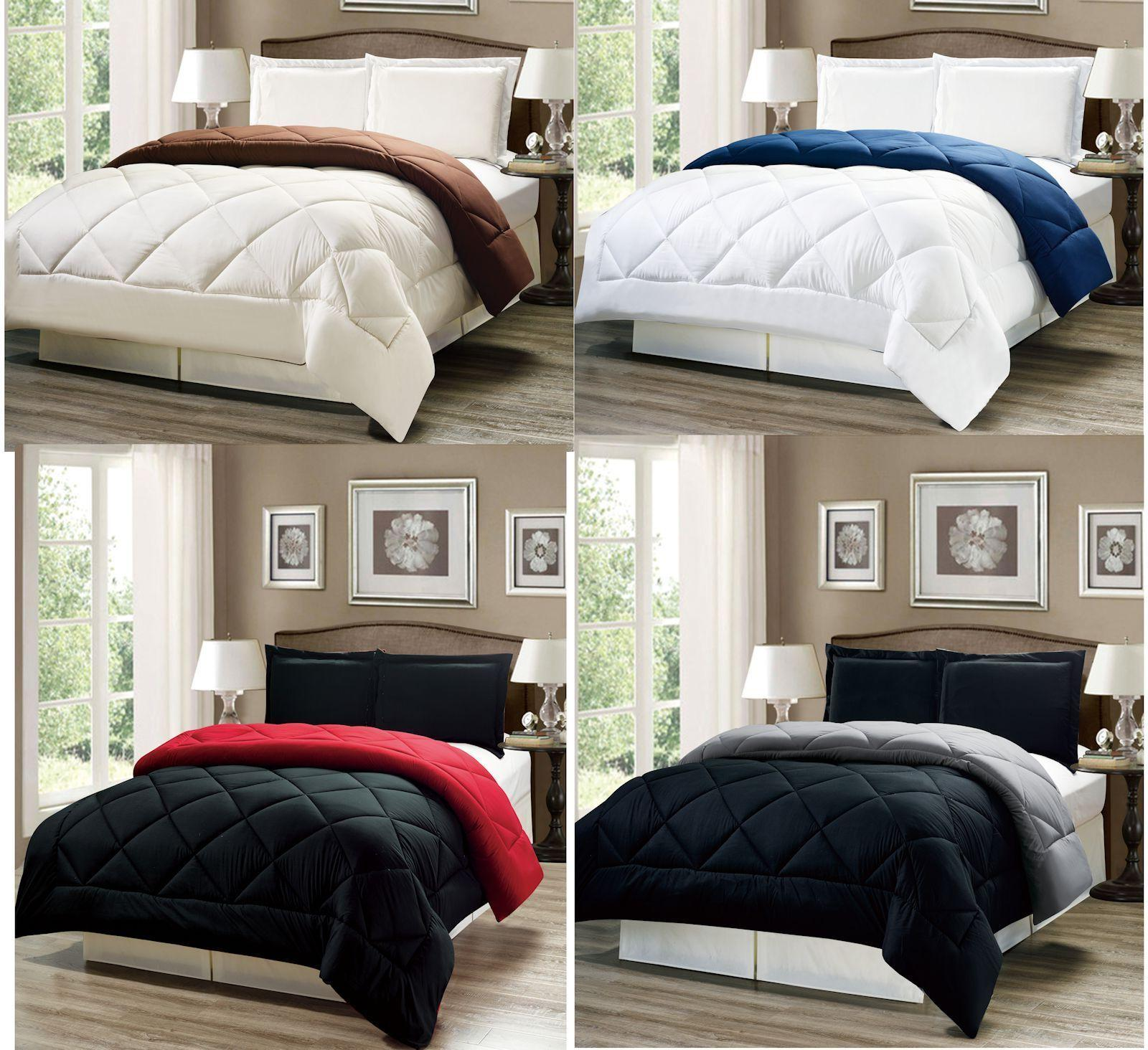 Down Comforter Set King